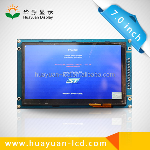 "7"" tft ips display 7"" tft ips 7"" 800x480 tft isp"
