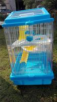 Factory Direct Sales wood rat or pet house fun home small animal cage