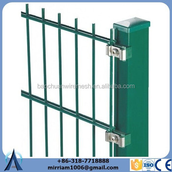 powder coat 6/5/6 8/6/8 welded wire mesh fence with trade assurance
