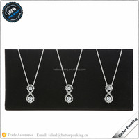 Elegance Black Neck Stand Jewelry Shop Show Necklace Display
