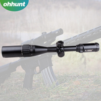 KANDAR 3-9x40AOME Mil-dot Optical riflescope Illuminated hunting scope