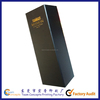 Luxury Black Folding Chipboard Wine Packaging Box