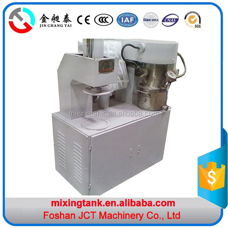 2016 JCT planetary mixer dough kneader for glue and cosmetic