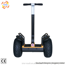 CE Certification outdoor big wheel chariot off road electric powered scooter for sale