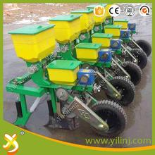 4-row corn planter