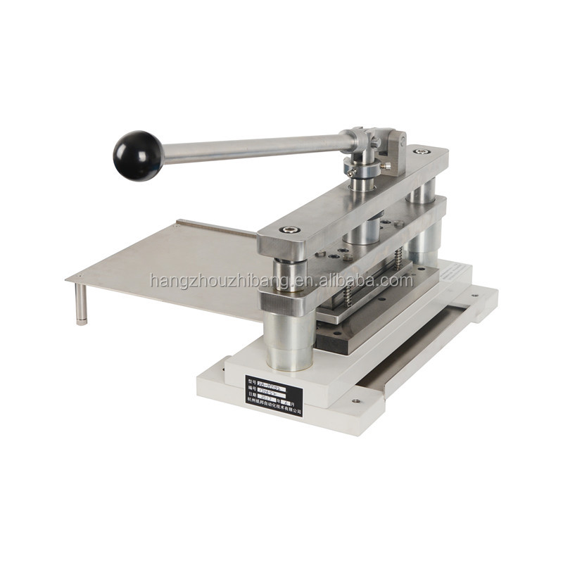 ZB-HYD152 strip punch RCT sample cutter 6.0 x 0.5 inch