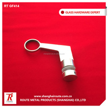 AISI 304 handrail fitting glass connector glass routel