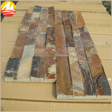 Splited Cheapest Natural Slate Stone For Home Decoration
