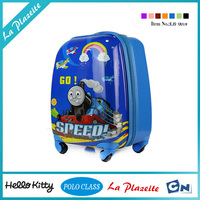 Carton kids trolley hard case travel luggage bags or set for kids