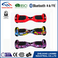 6.5 inch 2 wheel hoverboard scooter, ce remote control 2 wheels self balancing hoverboard manufacturer, smart balance scooter