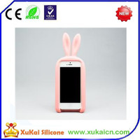 Cell phone accessories China wholesale Luminous and Scented silicone back case for mobile phone