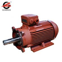 1.5kW~22kW 380Volt Low Voltage Electric Motor