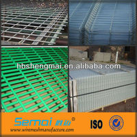 2014 hot sale many hole pattern welded stainless steel wire mesh panels