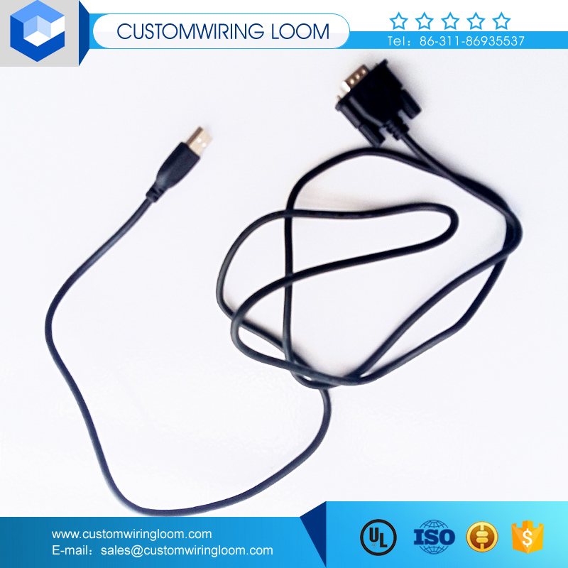 baofeng usb programming cable with usb connector waterproof