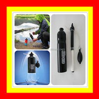 outdoor water filter,portable and mobile water purifier