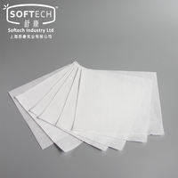 Factory Wholesale Polypropylene Cellulose Spunlace Nonwoven Fabric Strong & Soft Cleaning Dry Wipes