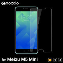 High Quality 9H 0.33mm Tempered Glass Screen Protector for Meizu M5 Mini Scratch Proof Protective Film