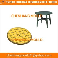 Table top injection moulding