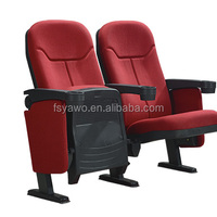Commercial Plastic Theater Cinema Chair Cinema