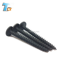 phosphated Truss head / button head self tapping screw