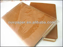 basketball leather notebook,logo leather notebook
