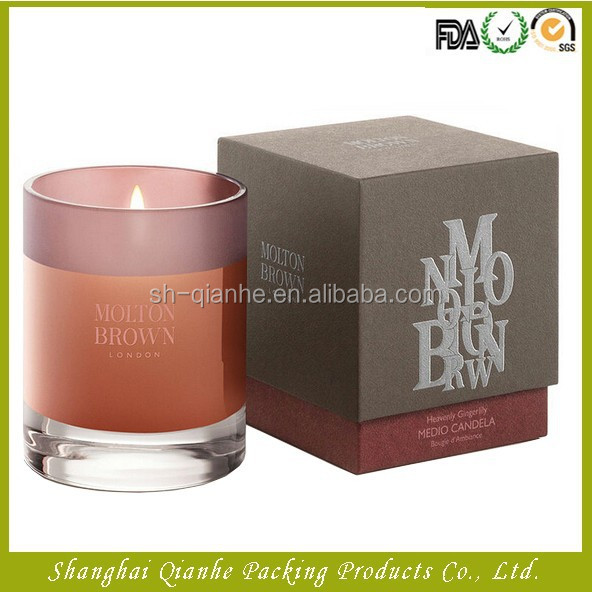 Candle Packaging Boxes Wholesale