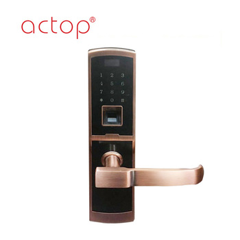 New Design Swipe Card Locks for Hotel Projects
