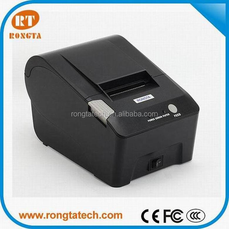 POS printer, impresora termica, 58mm restaurant thermal printer