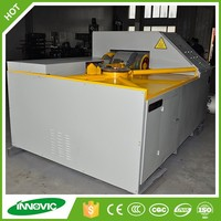 China Henan Best Professional INNOVIC Used Tire Cutter Recycling Repalce Used Tire Balancer for Sale