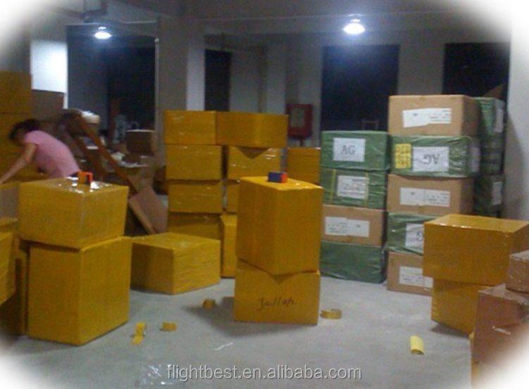 New order for transport plane Freight/Courier dispatch By DHL/UPS/TNT/EMS from Yiwu/Jiangmen China to San Marino