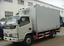 Dongfeng 2.5Ton Refrigerated Truck EQ1040 in 75HP with Changchai Engine from factory directly