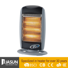 Halogen lamp Radiant Heater 1200w Electric Halogen Heater