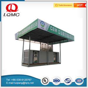 50000L diesel mobile fuel tank gas station container fuel stations