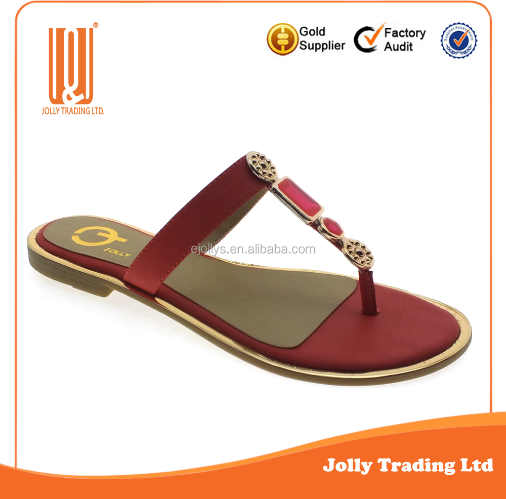 Best selling direct factory high quality woman nude beach slipper