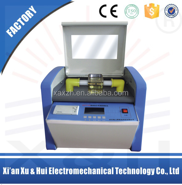 transformer oil breakdown high voltage withstand testers