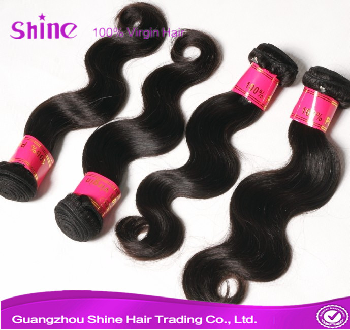 Real virgin cheap china real hair