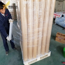 clear stretch film laminating plastic package pallet wrap roll