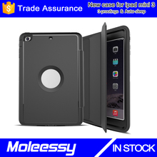 Hybrid OEM &ODM waterproof silicone case for 8 inch tablet pc for iPad mini 1/2/3