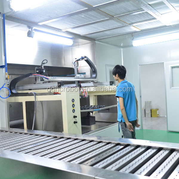 Automatic Paint Spray machine