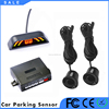 Car LED Parking Sensor with 2 sensors DE Estacionamento Assist Reverse camera backup radar