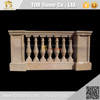 Factory price marble stairs pillar , Marble Baluster