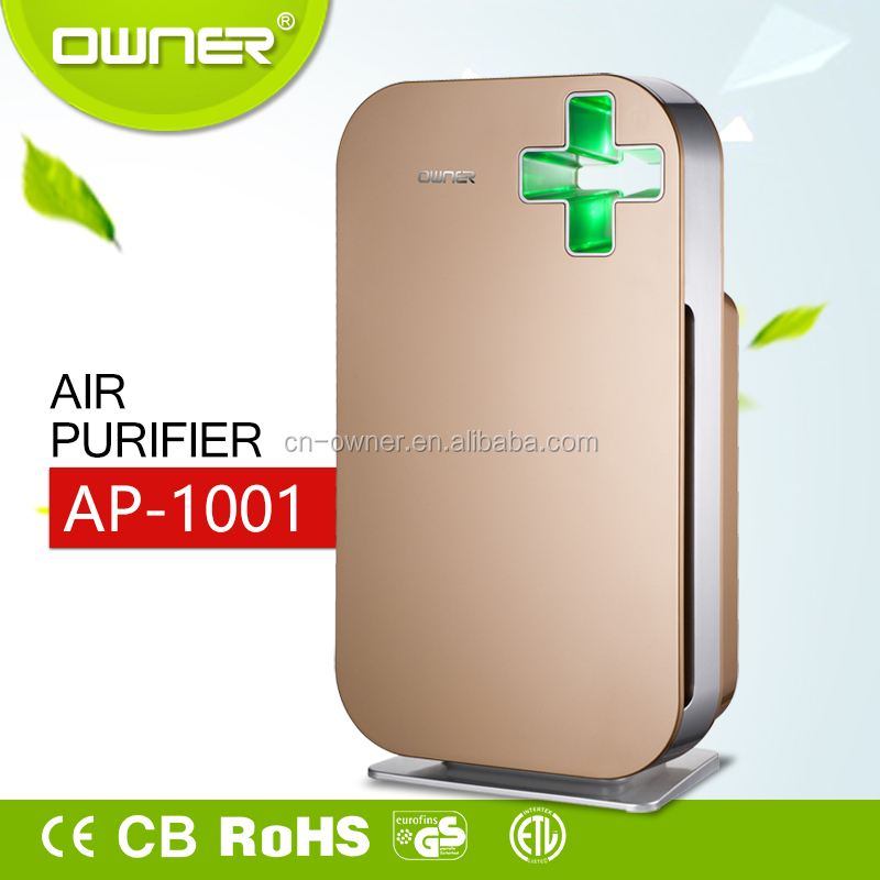 Negative Discover Air Purifier With Nano Photocatalyst Uv-tio2 Light online shopping US
