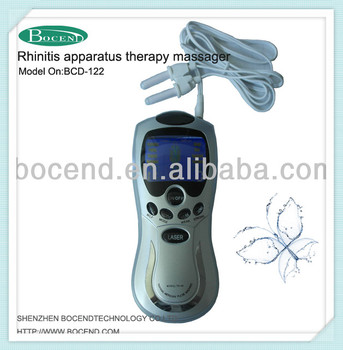 High quality Rhinitis apparatus therapy massager BCD-122