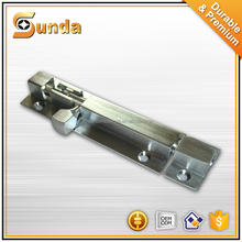 High quality tower bolt factory stainless steel tubular door bolt