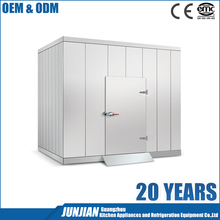High quality optional size vegetable cold room for keeping fresh