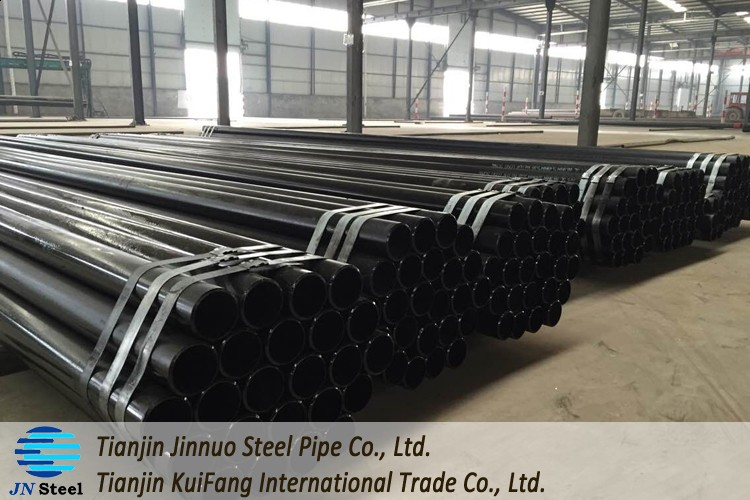 low price ASTM A53 GR B Mild carbon seamless Steel Pipe