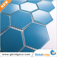 Cheap Price Factory Provide Swimming Pool Tiles Ceramic Mosaics Standard Ceramic Wall Tile Sizes