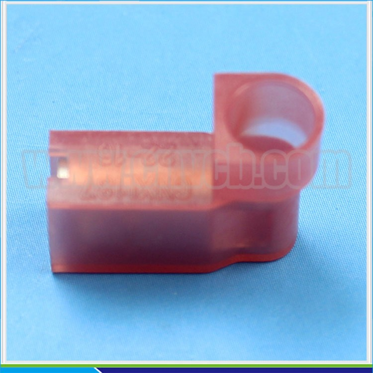 T28-flag female insulating joint FLDNY Crimp terminal copper flag type terminal
