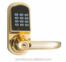 electronic keypad combination digital keyless door locks