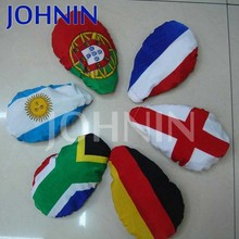 2018 Hot Sales 30x32cm Polyester Flags Cheap Car Mirror Sock